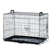 マルカン コンパクトケージ L 小型犬 中型犬用ゲージ ケージ サークル 折りたたみ 関東当日便