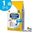下部尿路の健康をケア!メディコート pHサポート 1歳から 成犬用 3kg 小粒 (500g×6袋)...