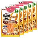 ペティオおいしくスリム脂肪分ゼロダブルスティックササミとおいも&根菜入り100g犬おやつささみ5袋入り関東当日便