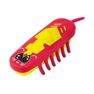 猫ちゃんの狩猟本能MAX!ワイルドマウス クレイジーマウス レッド 猫 猫用おもちゃ 電動 ...