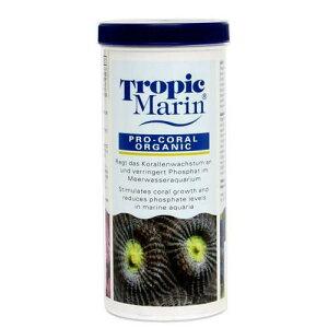 トロピックマリン PRO-CORAL ORGANIC オーガニック 200g 海水用添加剤 関…