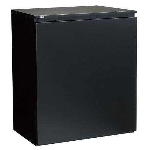 GEX インテリア水槽台 GLOSS 600 アーバンブラック 水槽台 60cm水槽用 ジェックス