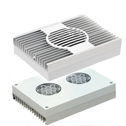 AI Hydra26HD(ハイドラ26HD) ホワイト 水槽用照明 LEDライト 海水魚 サンゴ 関東当日便:charm