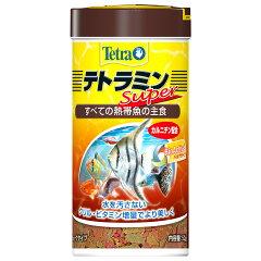 すべての熱帯魚の主食!テトラミンスーパー 52g 関東当日便