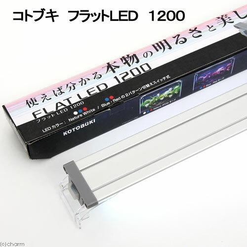コトブキ工芸 kotobuki フラットLED 1200