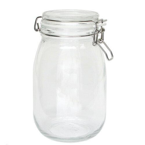 キャニスター式ボトル 寸胴型 直径12.5×高さ21.5cm(容量1.8L)