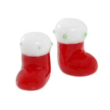 グラスコレクション 靴下 1個 クリスマス インテリア ガラス細工【HLS_DU】 関東当日便