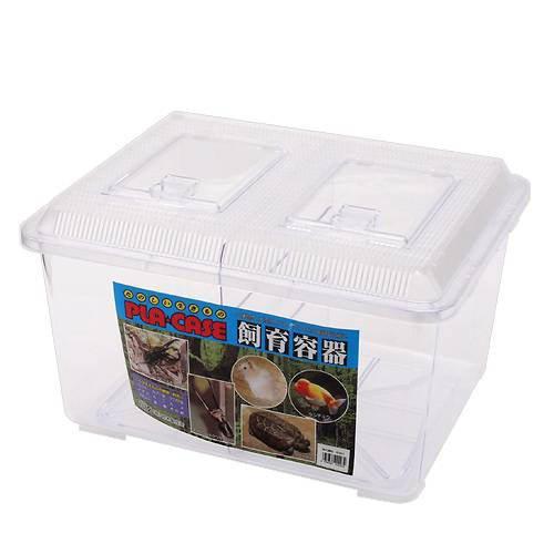 鈴木製作所『たのしい生きものPLACASE飼育容器』