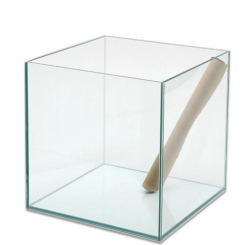 45cmキューブ水槽アクロN45キューブ(45×45×45cm)フタ無し オールガラス水槽 Aqullo