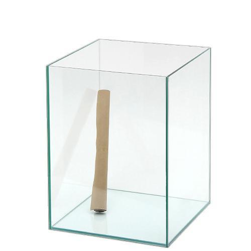 45cmハイタイプ水槽アクロ45NキューブH(45×45×60cm)フタ無し オールガラス水槽Aqullo