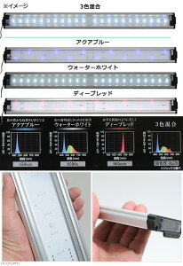 GEXクリアLEDパワー90090cm用水槽用照明・LEDライト