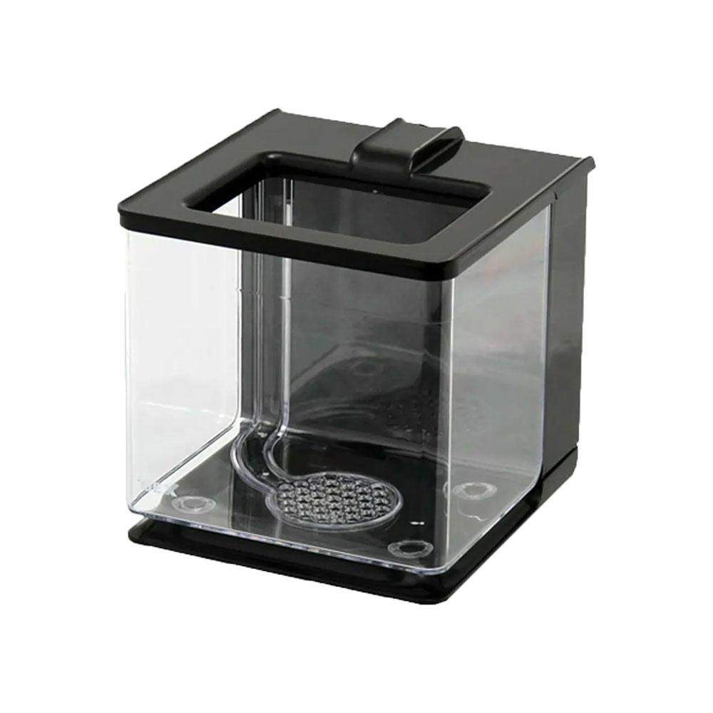 GEX 楽アクア ブラック 小型水槽 おしゃれ水槽