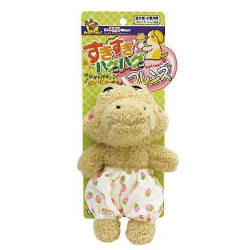 ドギーマン すきすきハグハグ フレンズ ワニ衛門 犬 おもちゃ ぬいぐるみ 関東当日便