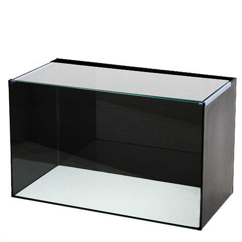 3面プリント BLACK ブラックシリコン アクロ60N(60×30×36cm) 60cm水槽
