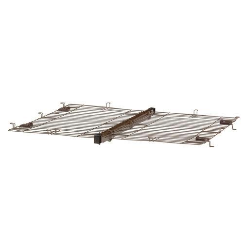 アウトレット品 同梱不可・中型便手数料 リッチェル 木製ペットサークル120−90屋根面 専用パーツ 才数170 訳あり