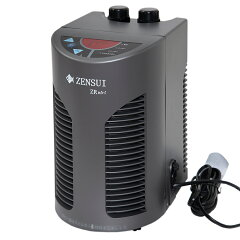 (ZRミニ)ゼンスイ ZR-mini チャームオリジナル・ブラック 水槽用クーラー 熱帯魚 エ…