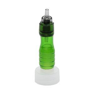 水槽の発酵式CO2ペットボトル用アダプター逆止弁付きキャップ既製品