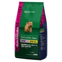 11歳以上用 ユーカヌバ スーパーシニア 小型犬種 (超小粒) 800g ドッグフード ユーカヌバ 超高齢犬用 関東当日便