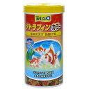 金魚が色鮮やかに!テトラフィン カラー 金魚のえさ 200g 【あす楽対応_関東】