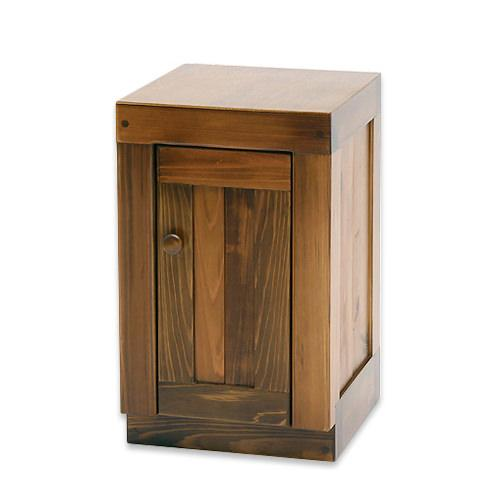 水槽台 ウッディスタンド 300×300水槽用(扉付き)ブラウン 水槽用キャビネット
