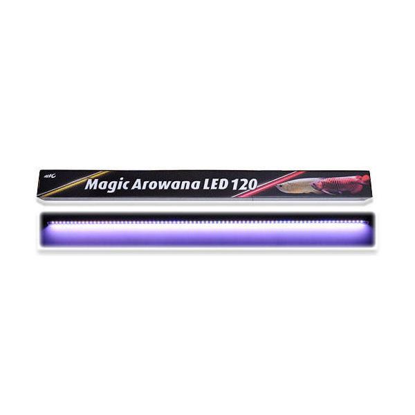 マジックアロワナ LED 120 レッド 水槽用照明 ライト 熱帯魚 水草 アクアリウムライト