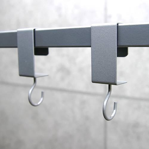カミハタアーチスライド用吊り下げフック1 450/600(BS・DS600/900/1200)用2個入