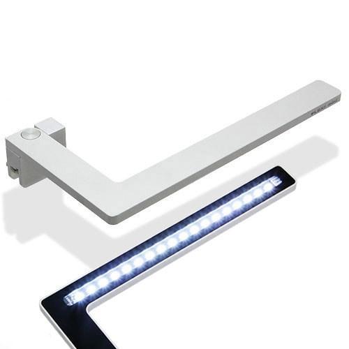 正規品 水草が育つ 小型水槽用LEDライト FLEXI mini シルバー 2個セット