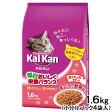 カルカン ドライ まぐろと野菜味 1.6kg (小分けパック4袋入) 関東当日便