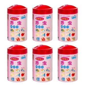 年末年始も発送可 365日毎日発送ひかりFD ビタミン 赤虫(アカムシ) 12g 6個セット 関東...