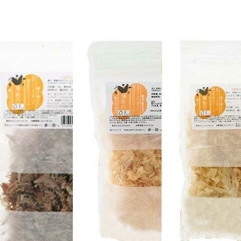 ぱっくんフーズ 鶏素材薄削り3種 お試しセット 犬猫用おやつ 無添加 無着色 関東当日便