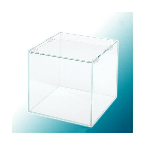25cmキューブ水槽スーパークリア アクロ25S(25×25×25cm)オールガラス水槽 Aqullo