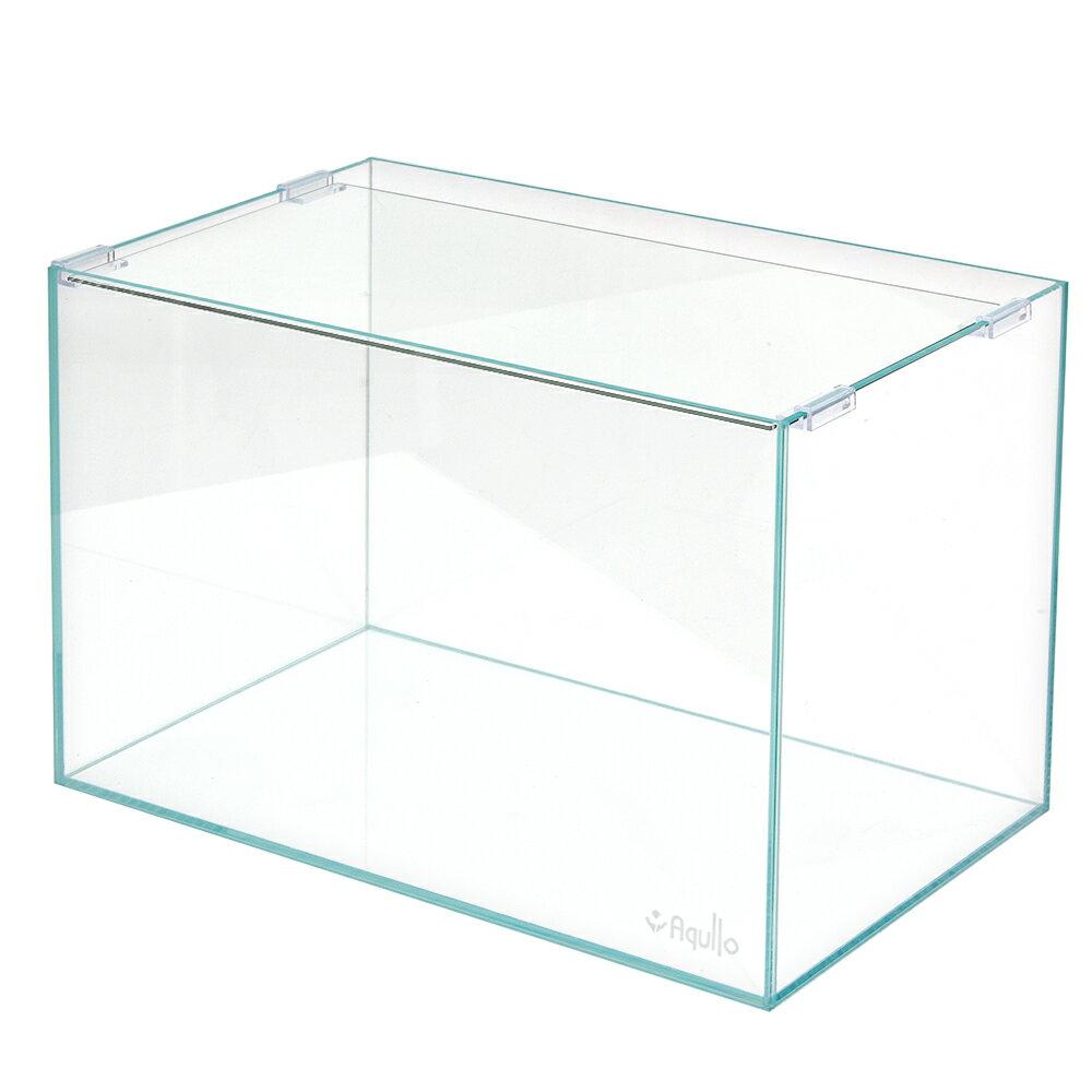 45cm水槽スーパークリア アクロ45S(45×27×30cm)オールガラス水槽 Aqullo