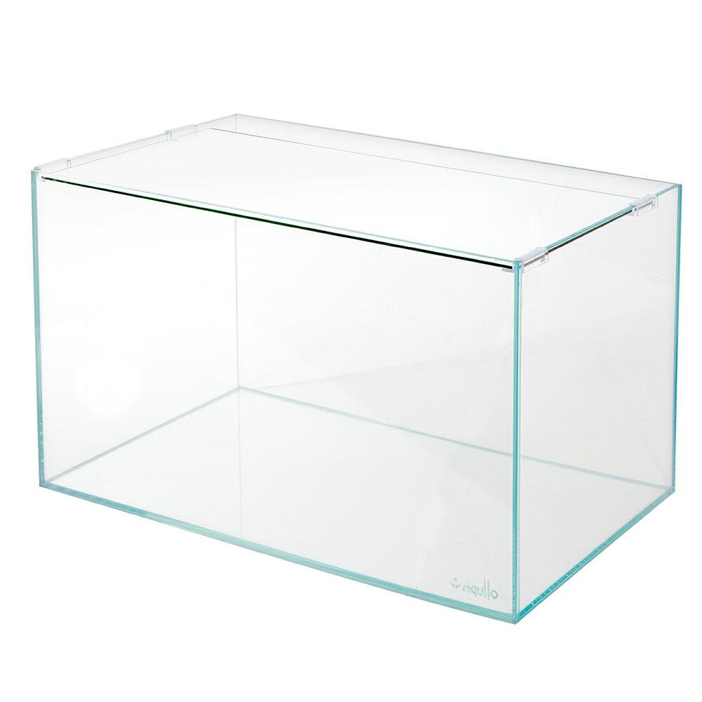 60cm水槽スーパークリア アクロ60S(60×30×36cm)オールガラス水槽 Aqullo