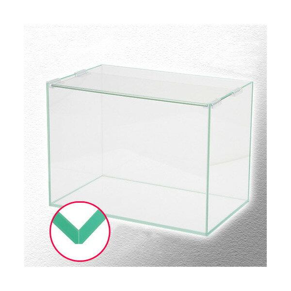 36cm水槽クロスカット スーパークリア アクロ36X(36×22×26cm)オールガラス水槽Aqullo Xcut
