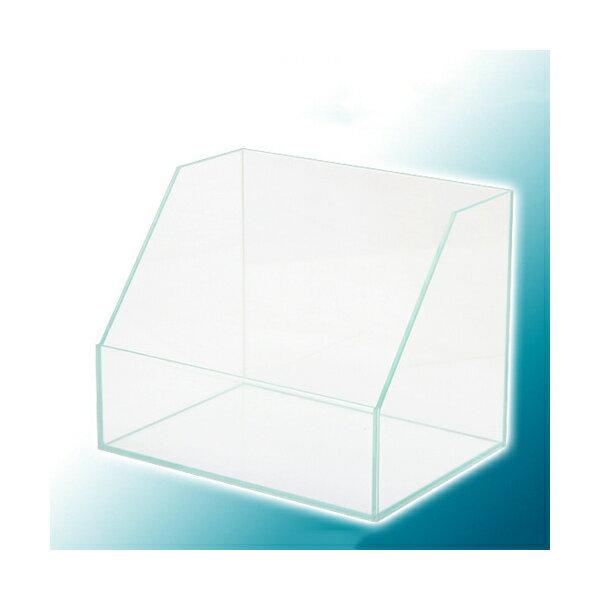 スーパークリア テラリウム水槽 アクロ35T(35×22×24cm)Aqullo