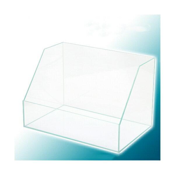 スーパークリア テラリウム水槽 アクロ45T(45×29×30cm)45cm水槽 Aqullo アクアリウム用品 お一人様1点