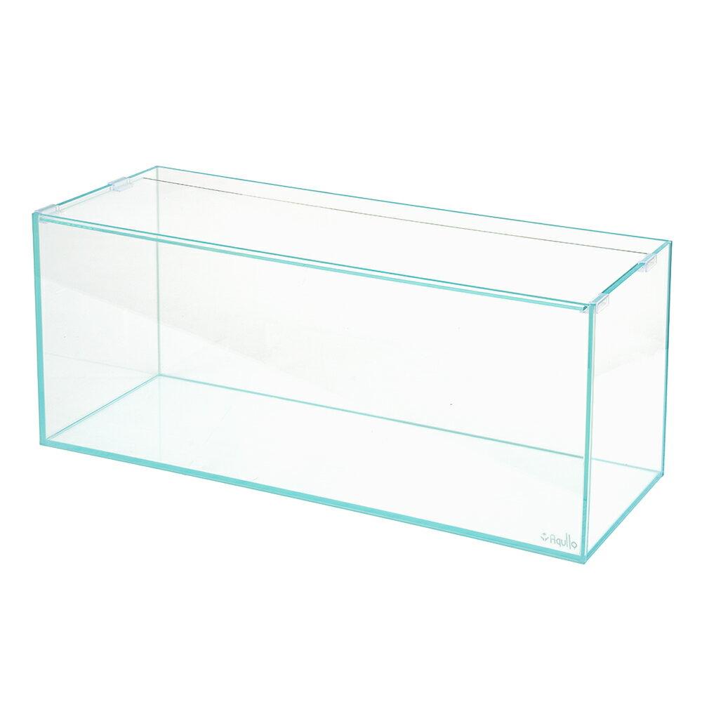 90cmスリム水槽スーパークリア アクロ90Sスリム(90×30×36cm)オールガラス水槽 Aqullo