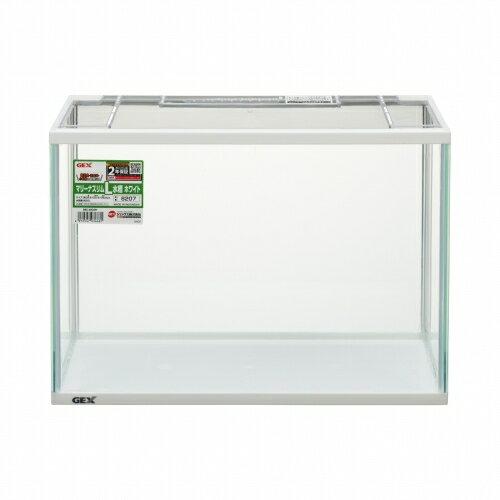 GEX マリーナスリム L ホワイト MRS-400WH 水槽