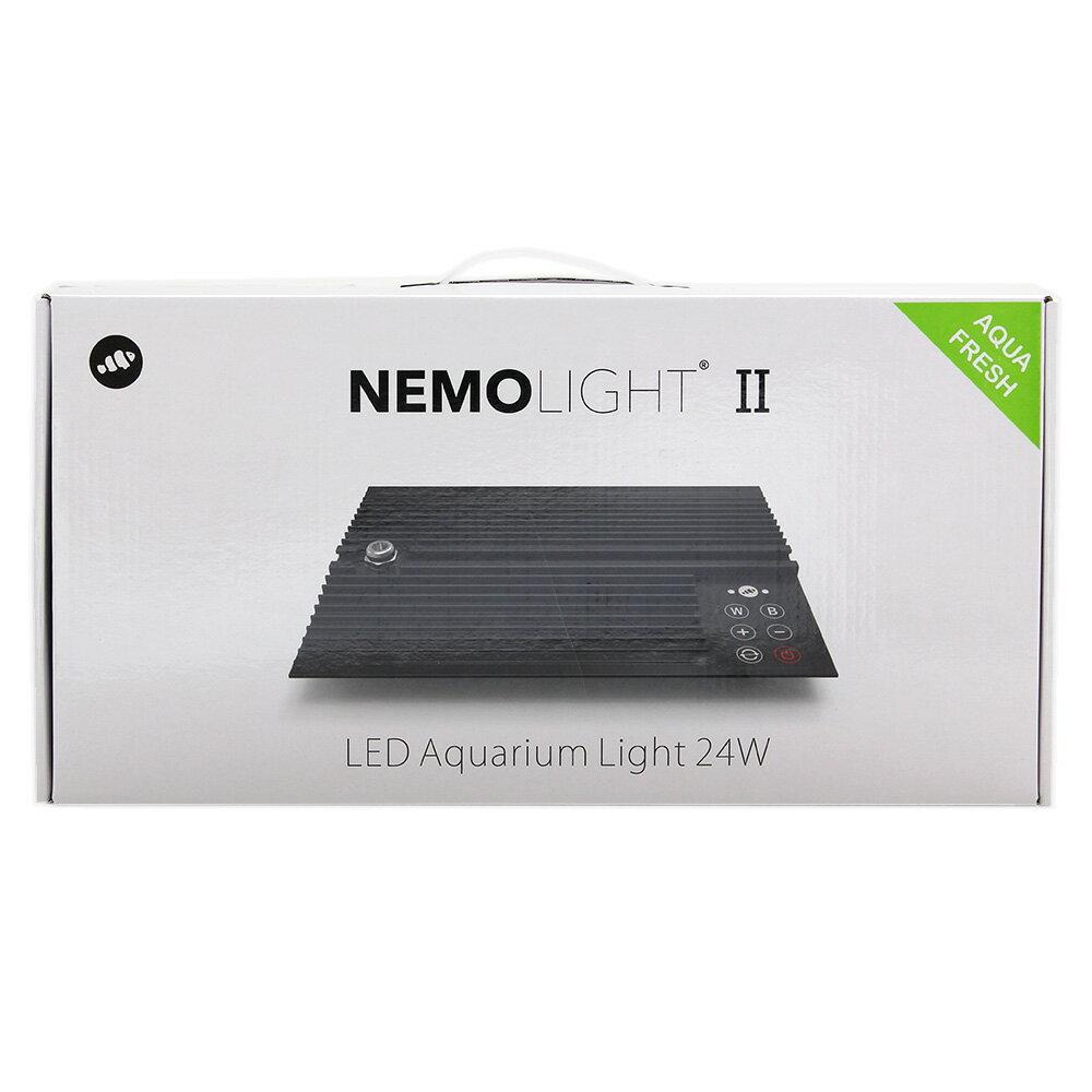 マーフィード NEMO LIGHT 2 アクアフレッシュ 24W 淡水用 〜45cm水槽 タイマー付き