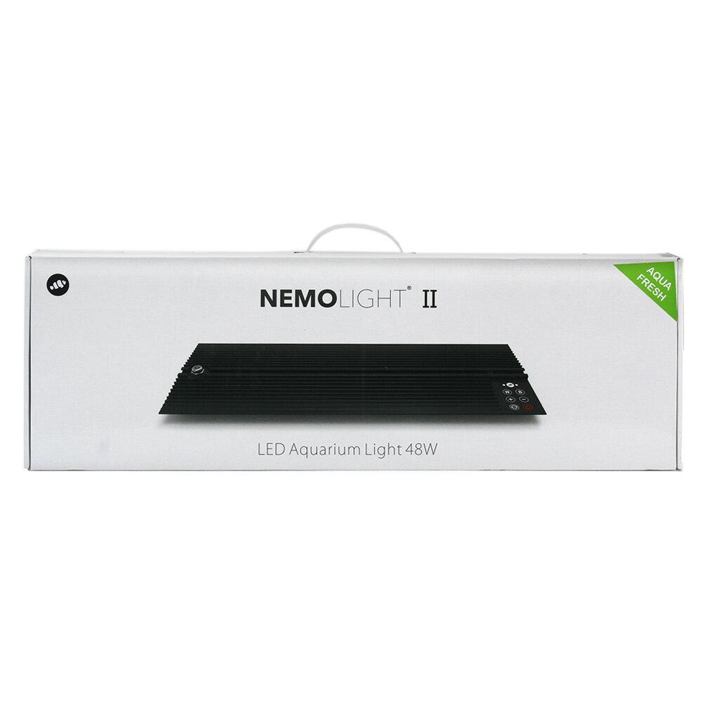 マーフィード NEMO LIGHT 2 アクアフレッシュ 48W 淡水用 45〜60cm水槽 タイマー付き