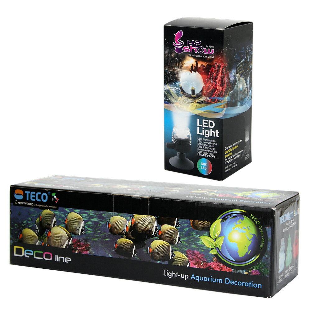 H2shOw LEDライト ミックス 着せ替えライトカバー「クリスマス」おまけ付き 水槽用照明 LEDライト アクアリウムライト