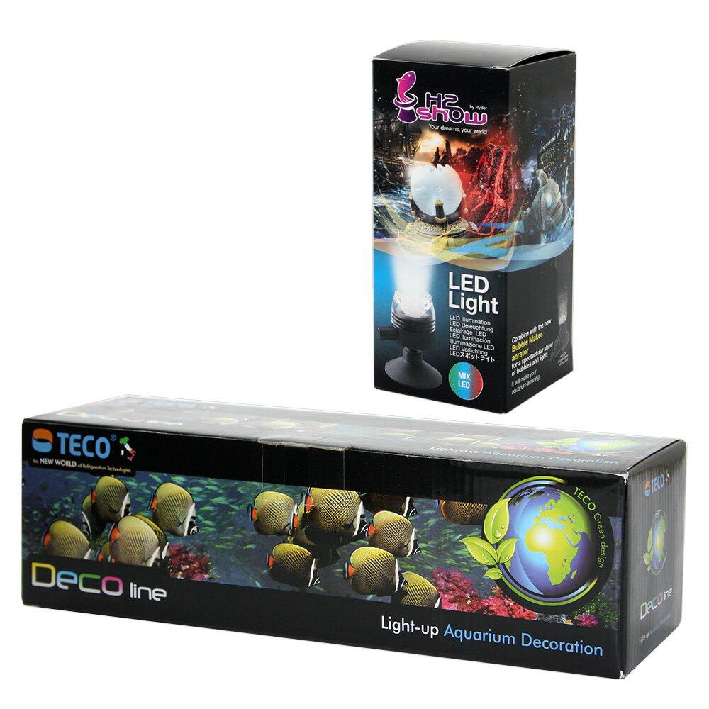 H2shOw LEDライト ミックス 着せ替えライトカバー「エモーション」おまけ付き 水槽用照明 LEDライト アクアリウムライト
