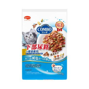 コンボ キャット 猫下部尿路の健康維持 600g(120g×5袋) 関東当日便