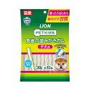 ライオン ペットキッス 食後の歯みがきガム 子犬用 10本 ...