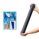 バックスクリーン ARTI(アルティ)120 ジェットブラック(125×50cm)+フィルム貼り道具セット 関東当日便 その1