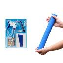 バックスクリーン ARTI(アルティ)30 アクアブルー(35×50cm)+フィルム貼り道具セット 関東当日便 その1
