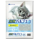 猫砂 サンメイト NEWパルプエコ 6.5L お一人様7点限り 関東当日便