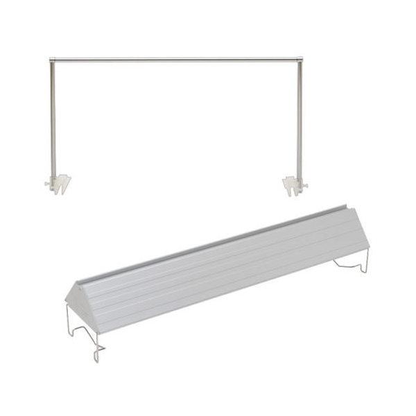 アクロ TRIANGLE LED BRIGHT 600 専用ライトスタンドセット 60cm水槽用照明