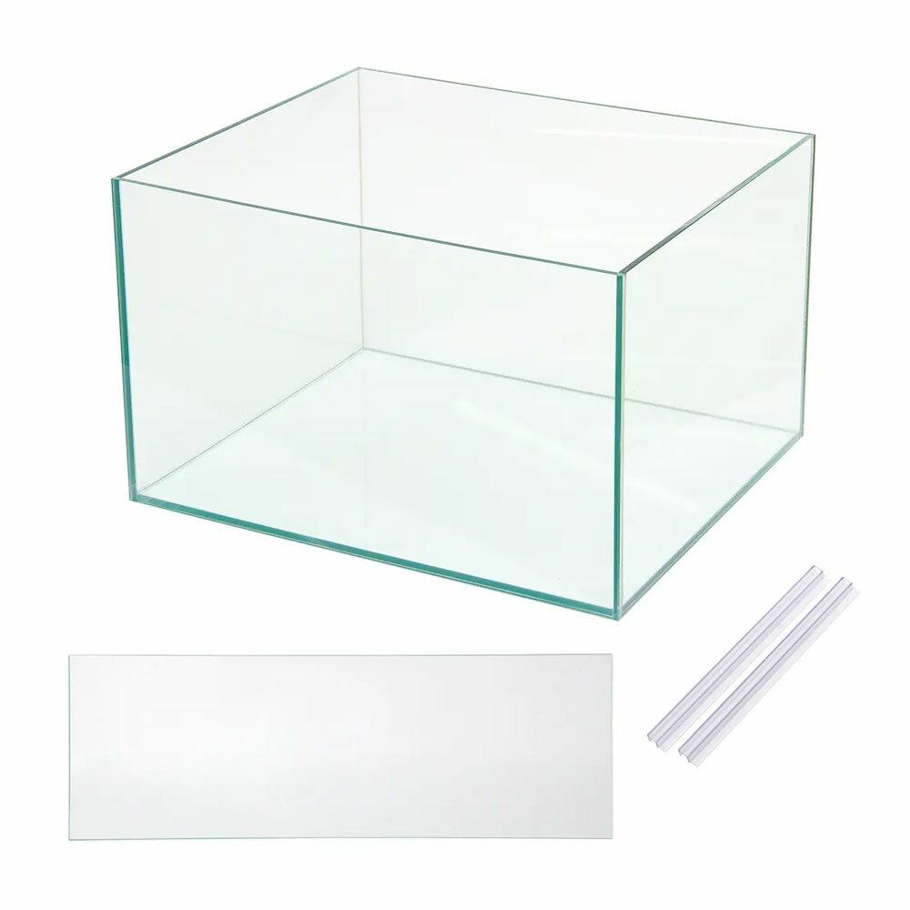 6045水槽アクロ60Nワイド(60×45×36cm)フタ付き オールガラス水槽 Aqullo