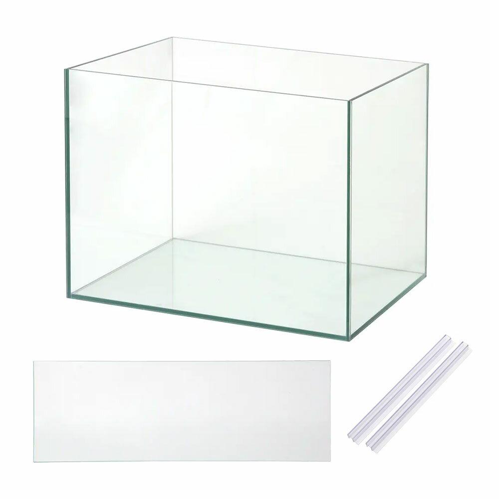 6045水槽アクロ60N45(60×45×45cm)フタ付き オールガラス水槽 Aqullo